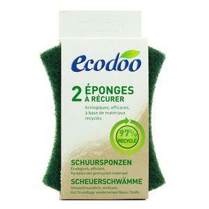 Ecodoo Eponges à récurer écologique