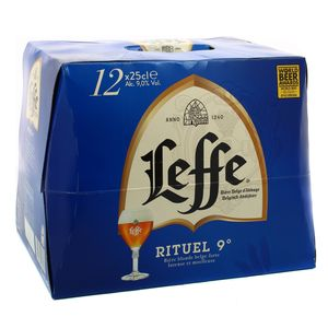 Leffe Bière blonde d'Abbaye 9°