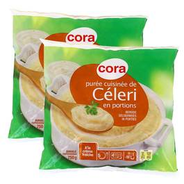 Cora Purée cuisinée de céleri