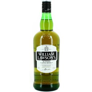 William Lawson Blended scotch whisky