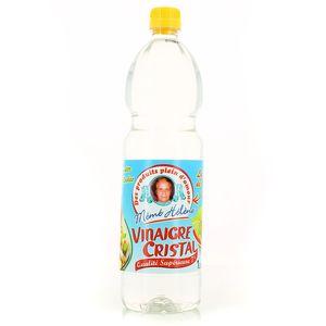 Mm hlne vinaigre blanc d 39 alcool cristal 1l - Vinaigre blanc ou alcool ...