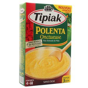 Tipiak Polenta Onctueux Sans Pesticide