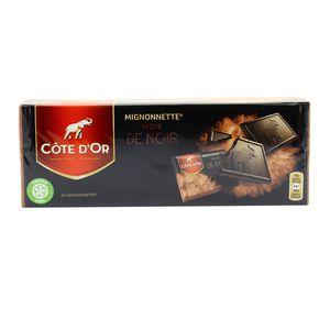 Côte d'Or Mignonnettes de chocolat noir