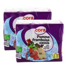 Cora Boisson aux fruits rouges