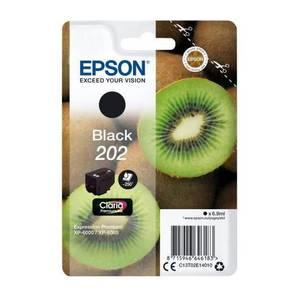 Epson Cartouche d'encre noire 202 Kiwi