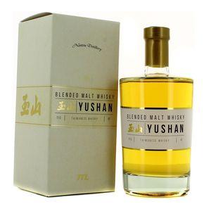 Yushan Blended malt Whisky  40°