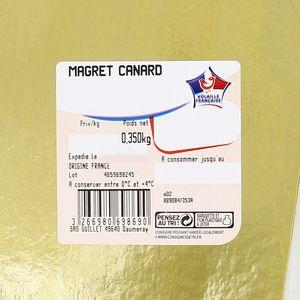 Le Gaulois Magret de Canard entier