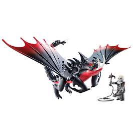 PLAYMOBIL® Dragons Agrippemort et Grimmel