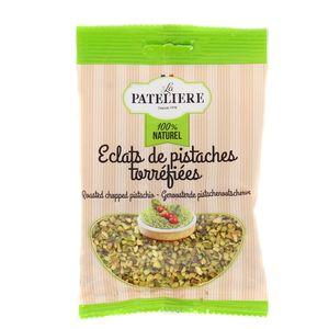 La patelière Eclats de pistaches torréfiées