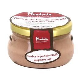 Charcuterie Hardouin Terrine de foie de volaille au poivre vert
