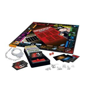 Hasbro Gaming Monopoly tricheurs