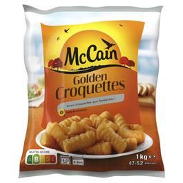 Mc Cain Pommes de terre croquettes Golden