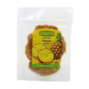 Rapunzel Rondelles d'ananas bio séchée