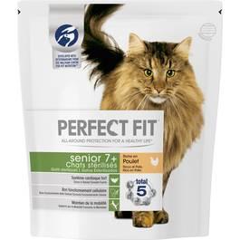 Perfect Fit Croquettes pour chats séniors 7+ stérilisés