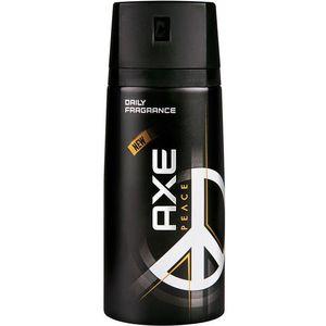 Déodorant homme anti-transpirant peace AXE, spray de 150ml