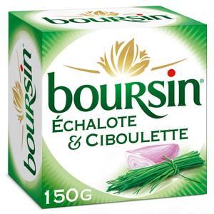 Boursin Echalote & ciboulette