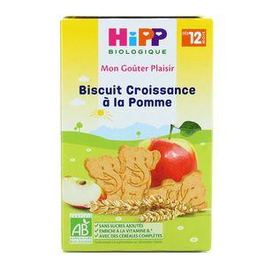 Hipp Biscuit Croissance à la Pomme  bio, dès 12 mois
