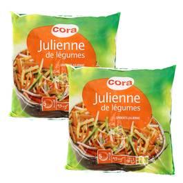 Cora Julienne de légumes