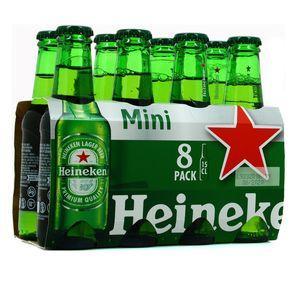 Heineken Bière blonde 5°