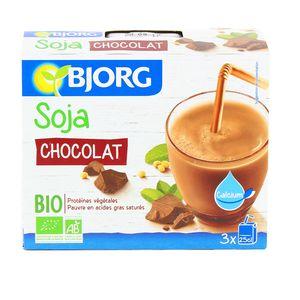 Bjorg Boisson soja chocolat bio