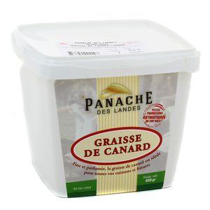Panache Des Landes Graisse de canard fondue