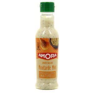 Amora Sauce salade Moutarde Miel
