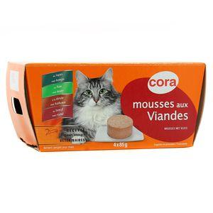 Cora Mousses aux viandes