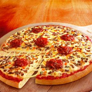 Marie 3 Pizzas Bolognaise Crousti'moelleuse Originale - Sauce tomate, mozzarella, boeuf 3x400g