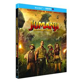 Blu-Ray Jumanji- Bienvenue dans la jungie