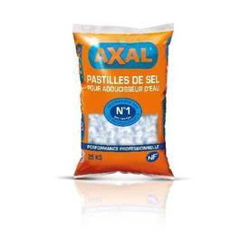 Axal Sel pour adoucisseur