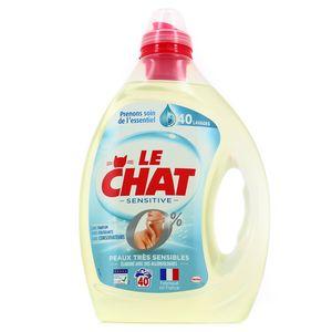 Le Chat Lessive liquide Sensitive 0%
