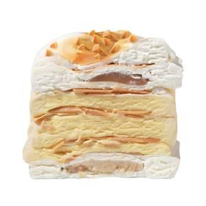 Viennetta Biscuit caramel 650ml 7 parts
