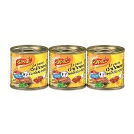 Zapetti Sauce bolognaise à la viande rotie