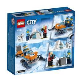 LEGO® City 60191- Les explorateurs de l'Arctique