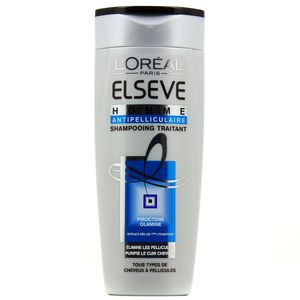 Elsève Shampooing anti-pelliculaire homme