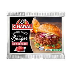 Charal Steak Haché Burger