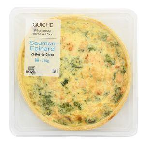 Mix Buffet Quiche Saumon épinard