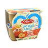 3021760291115 - Materne - Compote pomme pêche abricot sans sucre ajoutés