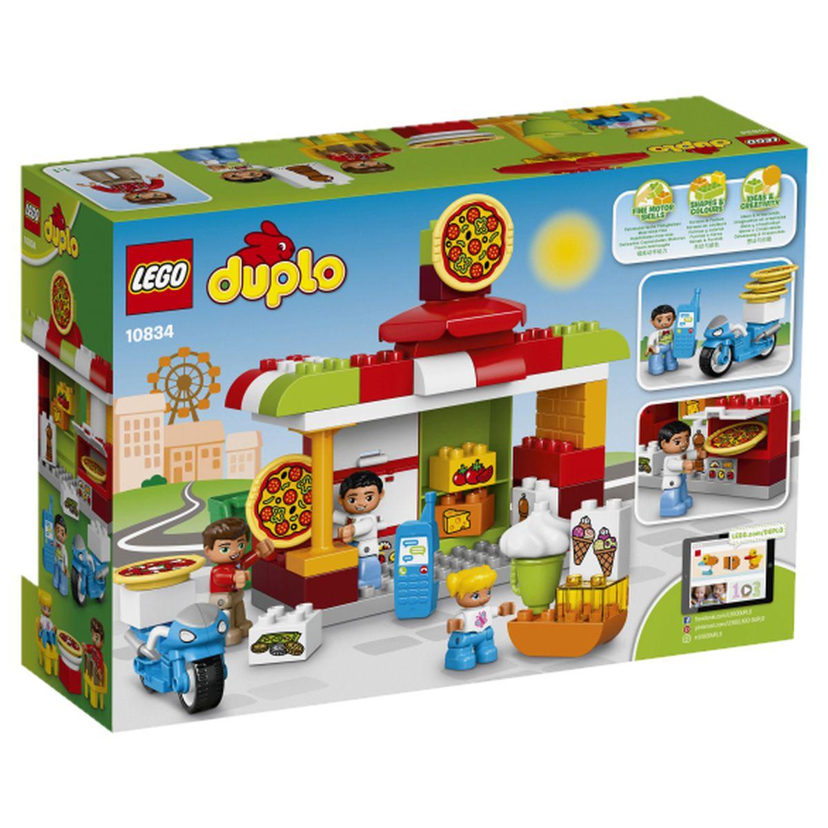 Calendrier Avent Duplo.Lego Duplo 10834 La Pizzeria