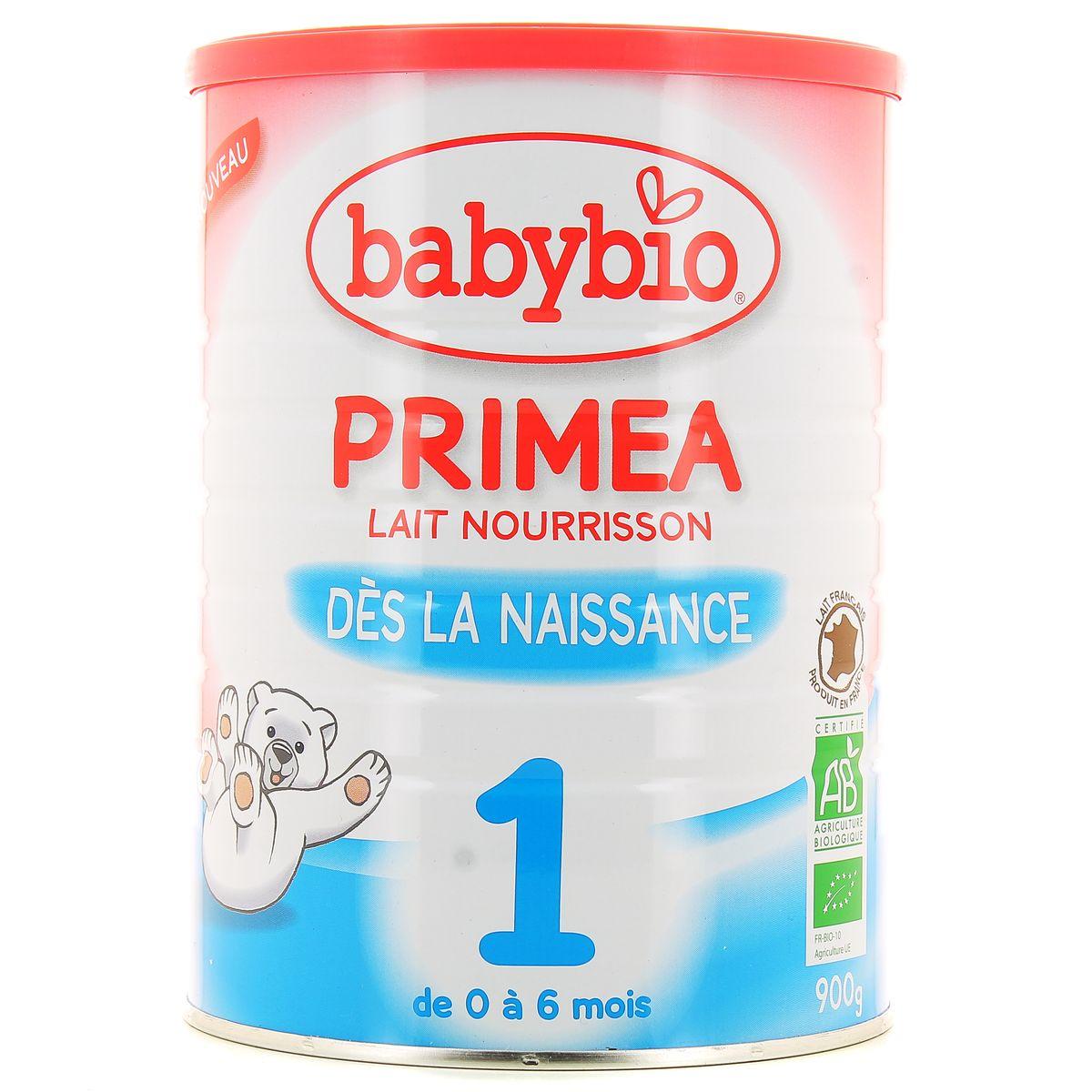 lait bio premier age