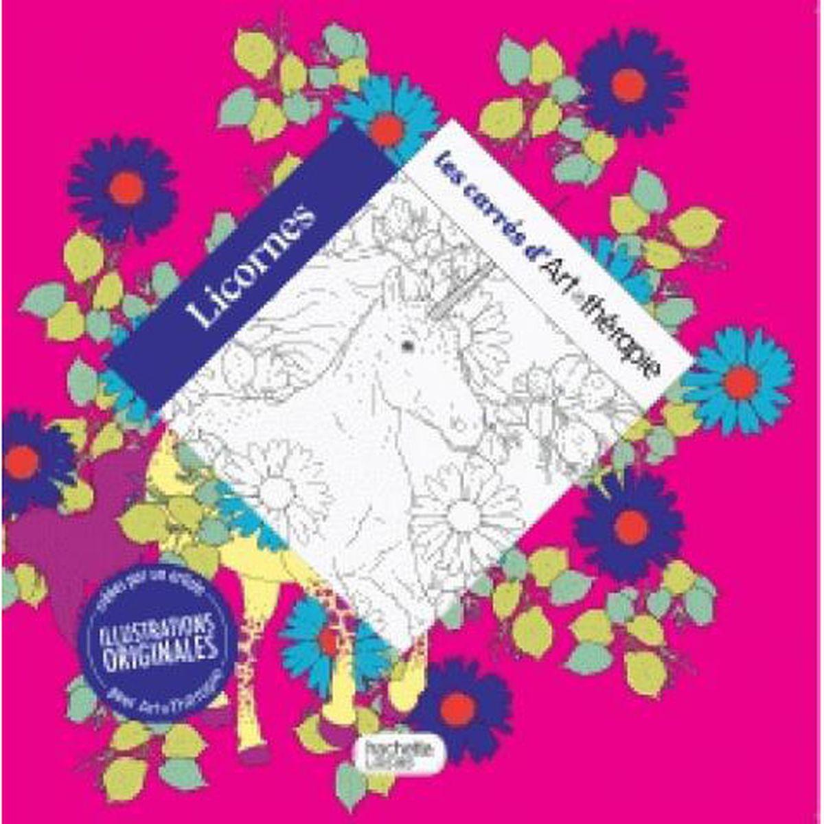 Hachette Pratique Coloriage Art Thérapie 100 Coloriages Anti
