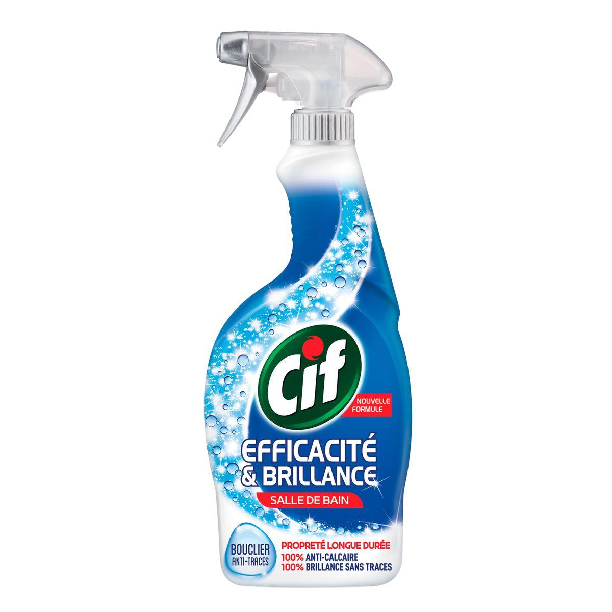 Livraison à domicile Promotion Cif Spray nettoyant Salle de bain, 20ml