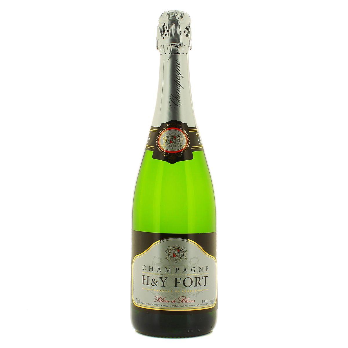 champagne h et y fort