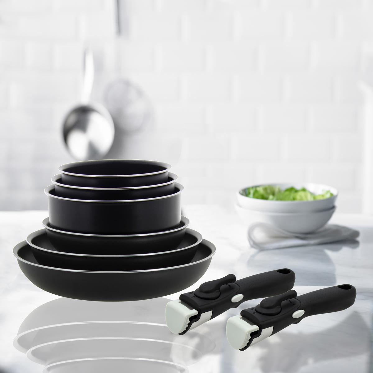 Acheter The Kitchenette Batterie De Cuisine Tous Feux Dont Induction