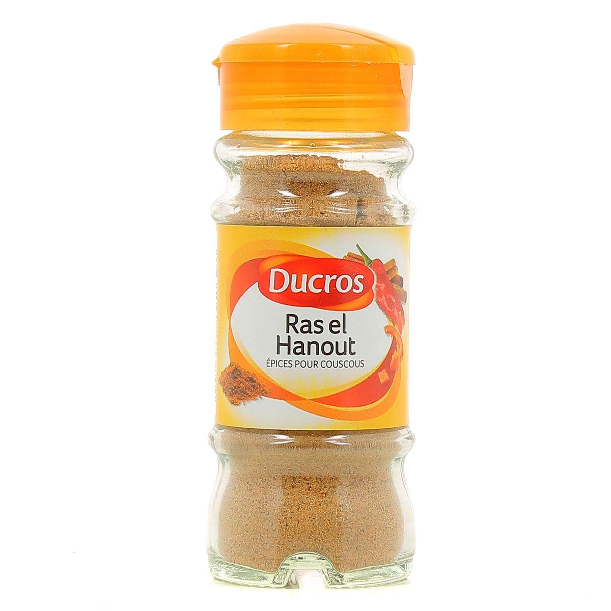 Ducros Ras El Hanout Epices Couscous 20g Houra Fr