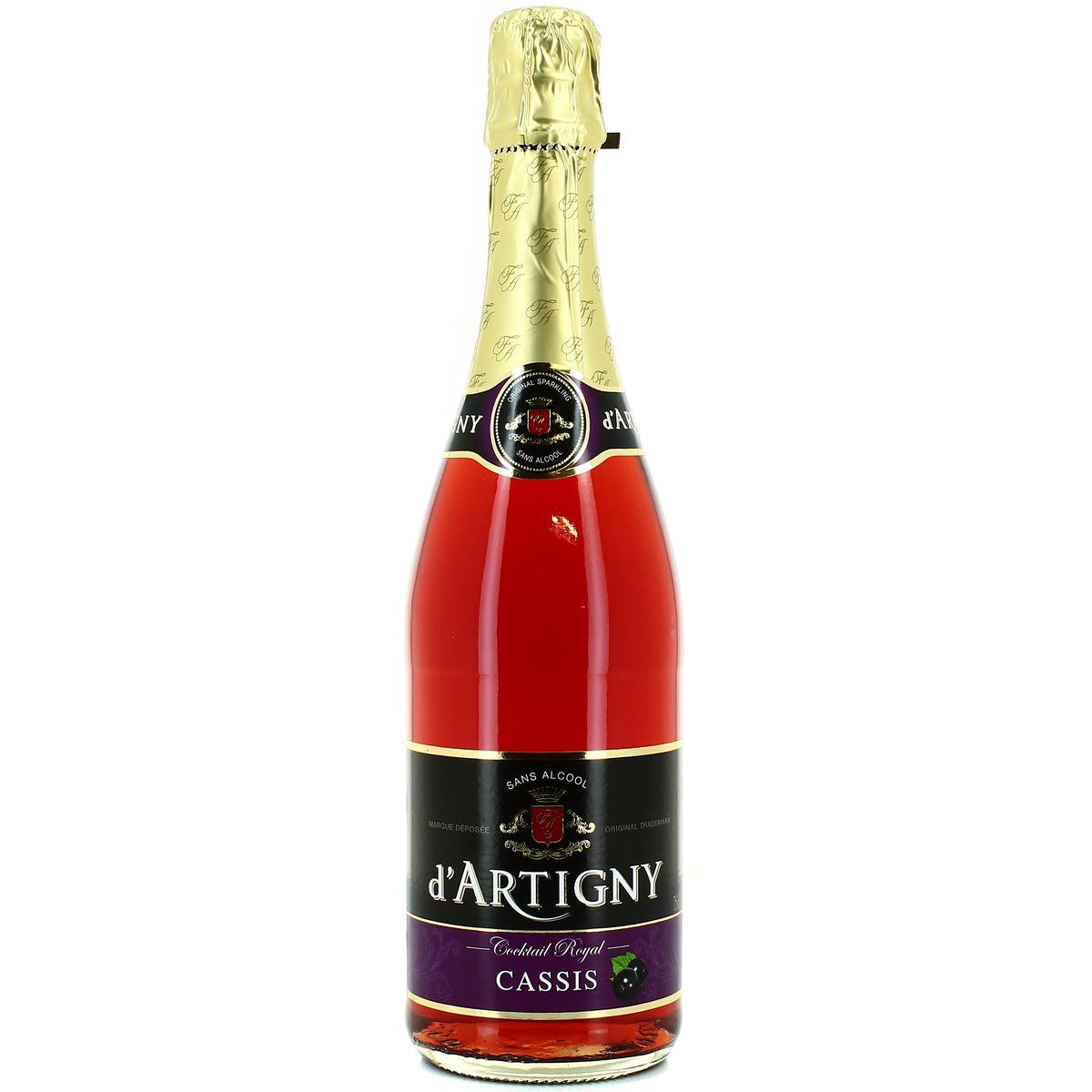 champagne d'artigny