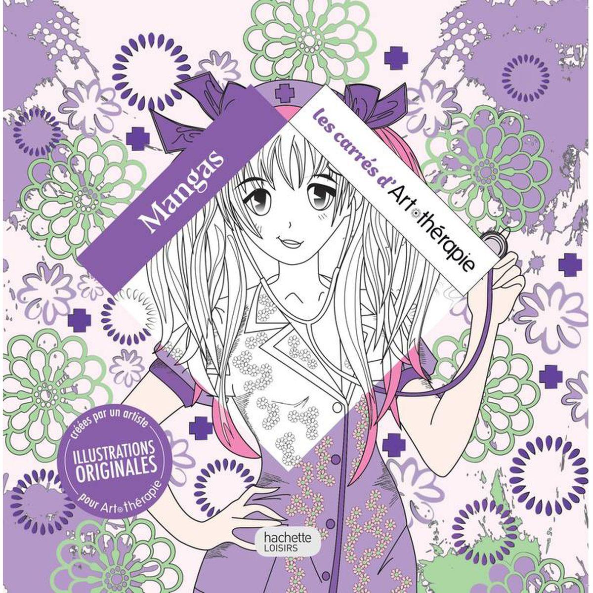 Hachette Anti Pratique Coloriages Thérapie 100 Art Coloriage rwAqH84r