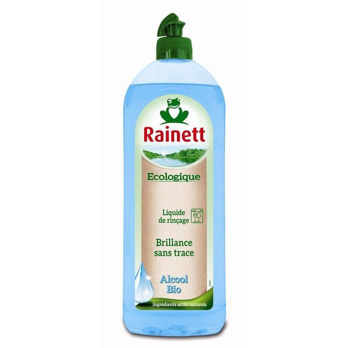 rainett liquide rinçage, 750ml : houra.fr
