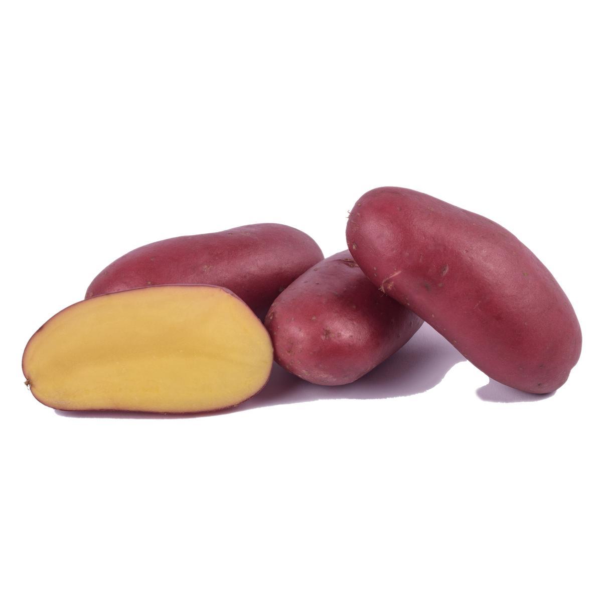 Caisse De Pomme Vide livraison à domicile pomme de terre rouge franceline, caisse de 6kg