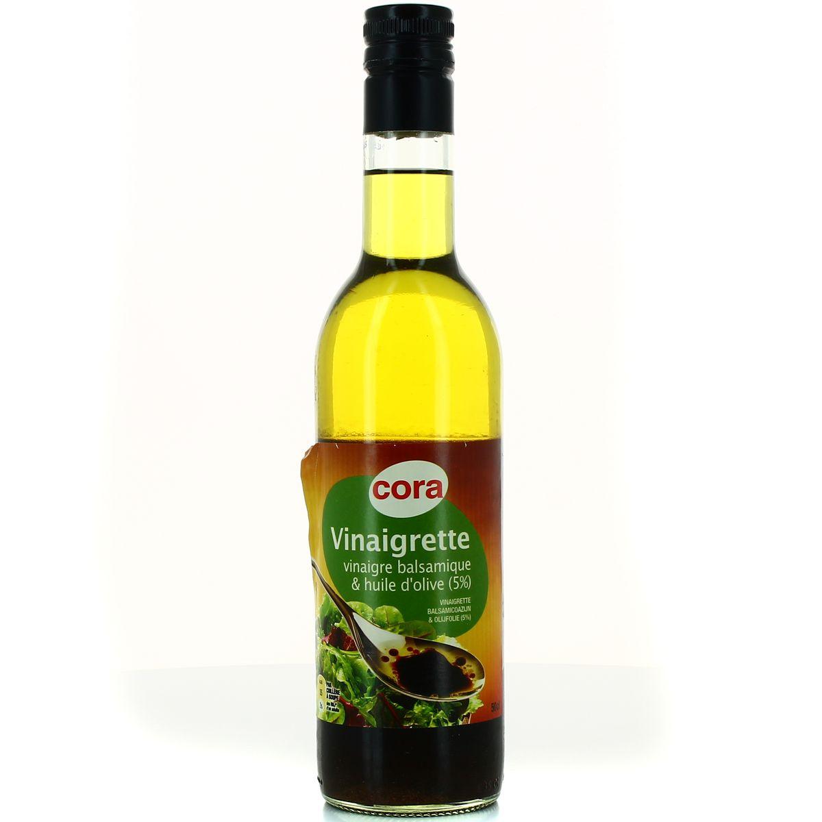 huile colza vinaigrette